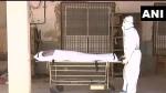 ಕೊರೊನಾ ಸೋಂಕು ಹೆಚ್ಚಳ: ಛತ್ತೀಸ್ಗಢ ಆಸ್ಪತ್ರೆ ಎದುರು ಶವಗಳ ರಾಶಿ
