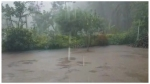 ತೌಕ್ತೆ ಚಂಡಮಾರುತ: ಕೊಡಗಿನಲ್ಲಿ ಗಾಳಿ ಸಹಿತ ಮಳೆ, ಗುಡ್ಡ ಕುಸಿತದ ಆತಂಕ