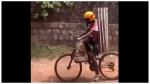 ಲಾಕ್ಡೌನ್: ಪೊಲೀಸ್ ಹೊಡೆತ ತಪ್ಪಿಸಲು ಸೈಕ್ಲಿಸ್ಟ್ಗಳ ಮಾಸ್ಟರ್ ಪ್ಲಾನ್