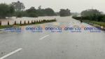 ಉಕ್ಕಿ ಹರಿಯುತ್ತಿರುವ ವೇದಗಂಗಾ ನದಿ; ರಾಷ್ಟ್ರೀಯ ಹೆದ್ದಾರಿ-4ರ ಸಂಚಾರ ಬಂದ್