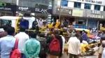 ನೋ ಪಾರ್ಕಿಂಗ್ ನಲ್ಲಿ ನಿಲ್ಲಿಸಿದ್ದ ವಾಹನ ಟೋಯಿಂಗ್ ವಿಚಾರವಾಗಿ ಜಟಾಪಟಿ