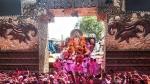 ಕೋವಿಡ್ ನಿರ್ಬಂಧದೊಂದಿಗೆ ಗಣೇಶ ಚತುರ್ಥಿ ಆಚರಣೆಗೆ ಮುಂಬೈನ ಲಾಲ್ಬೌಚಾ ರಾಜ ಮಂಡಲ ಸಜ್ಜು