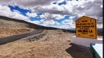 ಲಡಾಖ್ನಲ್ಲಿ ವಿಶ್ವದ ಅತಿ ಎತ್ತರದ ರಸ್ತೆ ನಿರ್ಮಾಣ: ಬೊಲಿವಿಯಾದ ದಾಖಲೆ ಮುರಿದ ಭಾರತ