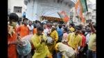ಮಮತಾ ಬ್ಯಾನರ್ಜಿ ನಿವಾಸದ ಬಳಿ ಪ್ರಚಾರಕ್ಕೆ ಅಡ್ಡಿ; ಬಿಜೆಪಿ