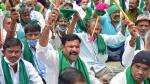 ಭಾರತ ಬಂದ್: ರಾಜ್ಯದೆಲ್ಲೆಡೆ ಬೆಳಿಗ್ಗೆಯೇ ಪ್ರತಿಭಟನೆಯ ಬಿಸಿ