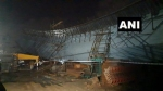 Breaking; ಮುಂಬೈನಲ್ಲಿ ನಿರ್ಮಾಣ ಹಂತದ ಫ್ಲೈ ಓವರ್ ಕುಸಿತ