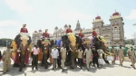 ಮೈಸೂರು ದಸರಾ: ಐತಿಹಾಸಿಕ ಜಂಬೂಸವಾರಿಗೆ ಕ್ಷಣಗಣನೆ