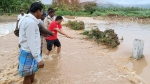 ಚಿತ್ರದುರ್ಗ; ವರುಣನ ಆರ್ಭಟಕ್ಕೆ ತತ್ತರಿಸಿದ ಜನರು