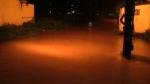 ತಡರಾತ್ರಿ ಭಾರೀ ಮಳೆ; ಧರ್ಮಸ್ಥಳ ಯಾತ್ರಾರ್ಥಿಗಳ ಪರದಾಟ