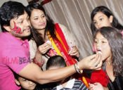 Ganesh's Daughter Charithriya 6th Birthday Day Party