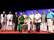 ಎಚ್.ಎಸ್.ದೊರೆಸ್ವಾಮಿ ಅವರಿಗೆ ಮಹಾತ್ಮ ಗಾಂಧಿ ಸೇವಾ ಪ್ರಶಸ್ತಿ ಪ್ರದಾನ