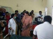 ಸುಳ್ವಾಡಿ ವಿಷಪ್ರಸಾದ ಪ್ರಕರಣ: ಚಿಕಿತ್ಸೆ ಪಡೆದು ಮನೆಗೆ ಹಿಂತಿರುಗಿದ 6 ಜನರು ಮತ್ತೆ ಅಸ್ವಸ್ಥ