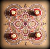 ಸಂಕ್ರಾಂತಿ ವಿಶೇಷ: ಮನಕ್ಕೆ ಮುದ ನೀಡುವ ಮಂಡಲ ಕಲೆ ಸುತ್ತಾ