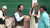 ವಿಡಿಯೋ: ತಣ್ಣಗಾದ ಕಾಶ್ಮೀರದಲ್ಲಿ ಭಾರತದ 'ಜೇಮ್ಸ್ ಬಾಂಡ್' ಸುತ್ತಾಟ