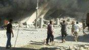 ಟರ್ಕಿ ಮೇಲೆ ಸಿರಿಯಾ ವೈಮಾನಿಕ ದಾಳಿ: 34 ಟರ್ಕಿ ಸೈನಿಕರು ಬಲಿ