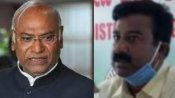 'ಮಲ್ಲಿಕಾರ್ಜುನ ಖರ್ಗೆಗೆ ಜೀವ ಬೆದರಿಕೆ ಕರೆ ಹಿಂದೆ RSS ಕೈವಾಡ?'
