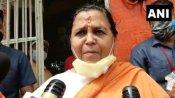'ಶರದ್ ಹೇಳಿಕೆ ಮೋದಿ ವಿರುದ್ಧವಲ್ಲ, ರಾಮನ ವಿರುದ್ಧ': ಉಮಾಭಾರತಿ