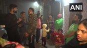 ಪ್ರಬಲ ಭೂಕಂಪನ: ಕಂಗಾಲಾಗಿ ಮನೆಯಿಂದ ಹೊರಬಂದ ಜನರು