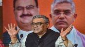 ಪ.ಬಂಗಾಳ: ರಾಜ್ಯಸಭಾ ಸದಸ್ಯತ್ವಕ್ಕೆ ಸ್ವಪನ್ ದಾಸ್ಗುಪ್ತಾ ರಾಜೀನಾಮೆ