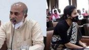 ಮೈಸೂರು ಉಸ್ತುವಾರಿ ಸಚಿವ ಹಾಗೂ ಡಿಸಿ ವಿರುದ್ಧ ಸಾ.ರಾ ಮಹೇಶ್ ವಾಗ್ದಾಳಿ