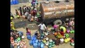 ಬೆಂಗಳೂರಲ್ಲಿ ಶುರುವಾಯ್ತು ನೀರಿಗೆ ಹಾಹಾಕಾರ, ನೀರಿನ ಟ್ಯಾಂಕರ್ ಬೆಲೆ ಗಗನಕ್ಕೆ