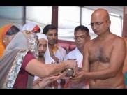 ದಾಖಲೆಯ ಧ್ಯಾನ, ನಿರಾಹಾರ ಉಪವಾಸ ವ್ರತಕ್ಕೆ ಬೆಂಗಳೂರು ಸಾಕ್ಷಿ
