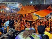 ಸುಪ್ರೀಂ ತೀರ್ಪಿನ ನಂತರ ಮೊದಲ ಬಾರಿಗೆ ತೆರೆದ ಅಯ್ಯಪ್ಪ ದೇವಾಲಯ