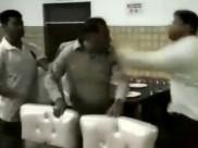 ವಿಡಿಯೋ: ಪೊಲೀಸ್ ಮೇಲೆ ನಿರ್ದಯ ಹಲ್ಲೆ ನಡೆಸಿದ ಬಿಜೆಪಿ ಕೌನ್ಸಿಲರ್
