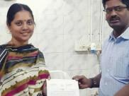 ಜಾತಿ, ಧರ್ಮವಿಲ್ಲದ ಪ್ರಮಾಣ ಪತ್ರ ಪಡೆದ ಭಾರತದ ಮೊದಲ ಪ್ರಜೆ ಸ್ನೇಹಾ