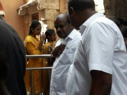 ಚುನಾವಣೆಗಾಗಿ ಅಂಬರೀಶ್ ಹೆಸರನ್ನು ಬಳಸಿಲ್ಲ:ಸಿಎಂ ಕುಮಾರಸ್ವಾಮಿ