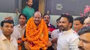 ಲೋಕಸಭಾ ಸ್ಪೀಕರ್ ಸ್ಥಾನಕ್ಕೆ ರಾಜಸ್ಥಾನದ ಕೋಟಾ ಸಂಸದ ಓಂ ಬಿರ್ಲಾ