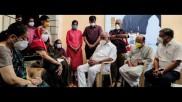 ಸುರೇಶ್ ಅಂಗಡಿ ಸ್ಮಾರಕ ನಿರ್ಮಾಣದ ಭರವಸೆ ಕೊಟ್ಟ ಸಿಎಂ