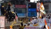 ಕಾಂಗ್ರೆಸ್ ಕಾರ್ಯಕರ್ತರ ವಿರುದ್ಧ ಸುಳ್ಳು ಕೇಸ್ ಹಾಕಿದರೆ ಠಾಣೆಗೆ ಮುತ್ತಿಗೆ: ಸಿದ್ದರಾಮಯ್ಯ ಎಚ್ಚರಿಕೆ