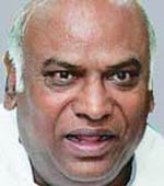 Kharge elected as opposition party leader