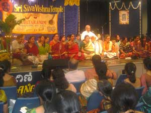 Musical tributes to Byravi vidwan Kempegowda in Nadatarangini WDC