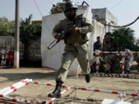 Lahore siege ends, police clear training centre