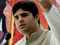 Varun Gandhi charged under NSA