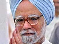 Manmohan Singh sworns-in as Prime Minister of India