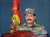 Prabhakaran''s body cremated
