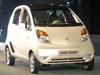 Hyderabad welcomes first batch of Nano Car