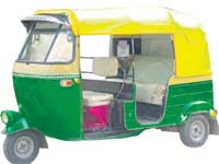Bengaluru welcomes environment friendly auto rickshaw
