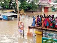 Centre providing all possible assistance to flood-hit Andhra Pradesh and Karnataka