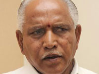 Centre releases Rs.500 Cr flood relief: BSY