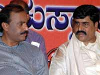 Janardhan Reddy and Karunakara reddy
