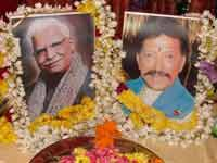 Tribute to Ashwath and Vishnu in Sharjah