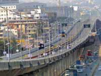 Elevated Express way to E-city to lift techies sprit