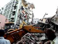 Bellary Bulding collapse