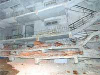 Building collapses in Bellary; 4 dead