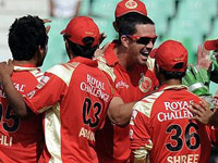 Ruthless KP seals big win for Bangalore