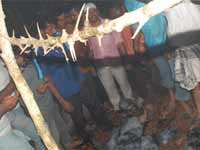 Mangalore Air crash; Rescue Operations On